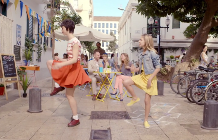 Nestle Sal a la calle